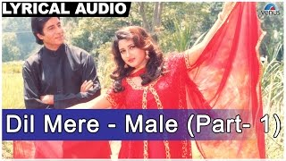 Dil Mere (Male) Full Song With Lyrics | Sooryavansham | Amitabh Bachchan, Soundarya, |