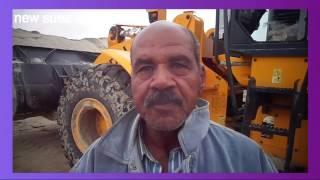 أرشيف قناة السويس الجديدة :الرجل الذى أبكى 28ألف عامل بالقناة ورسالته للسيسي !!!