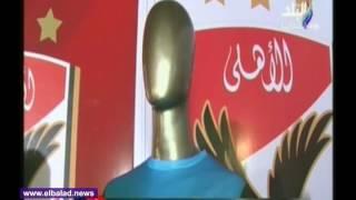 «شمس»: النادي الأهلي الأول في مصر .. فيديو