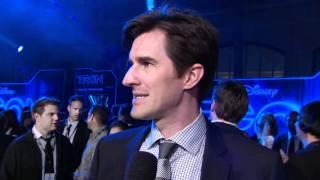 TRON: LEGACY - LA World Premiere - Interview With Joe Kosinski: Director - 12/11/10