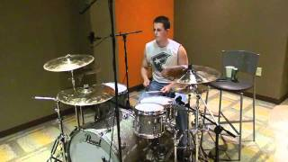 Scars - Papa Roach - Drum Cover - (Chase)