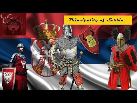 Grand Principality of Serbia - Medieval Kingdoms 1212 AD (Attila TW)