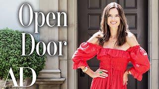 Inside Alessandra Ambrosio's Home | Open Door | Architectural Digest