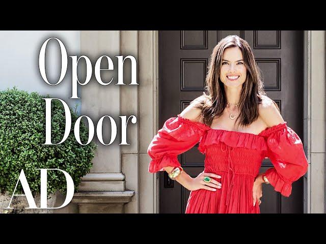 Inside Alessandra Ambrosios Home | Open Door