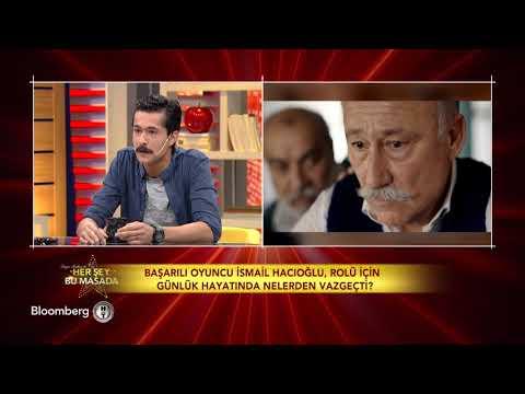 Doğa Rutkay'la Her Şey Bu Masada   İsmail Hacıoğlu   8 Kasım 2017