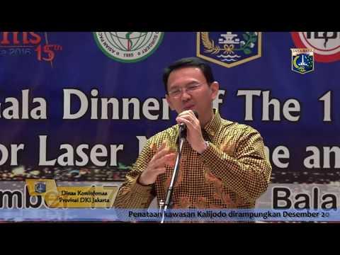 17 Sept 2016 Gub Basuki T. Purnama Menghadiri acara Cultural Night Gala Dinner APALMS