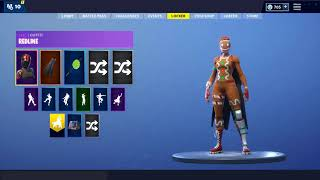 Comment obtenir Ginger Gunner gratuitement Fortnite
