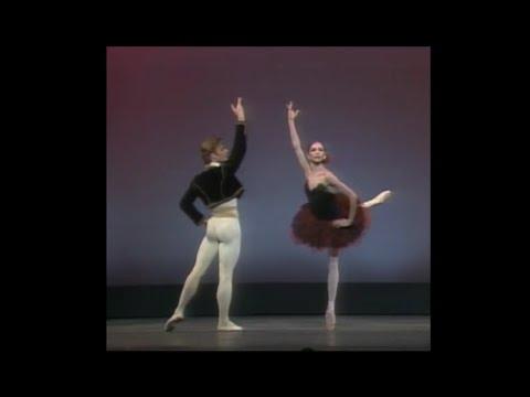 Mikhail Baryshnikov and Gelsey Kirkland  'Don Quixote' PDD 1976