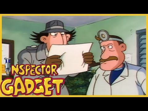 Inspector Gadget | CLASSIC CARTOON | No Flies On Us | Cartoo