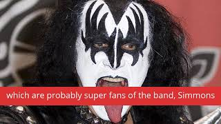 """KISS Gene Simmons: """"Bitcoin is volatile, but it goes up."""" 💋🎸₿⚡"""