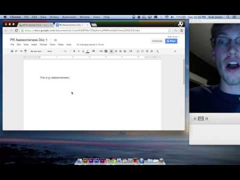 Google Drive for Group Assignments