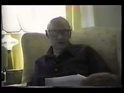 357th Fighter Group Bill Overstreet Interview part1.avi