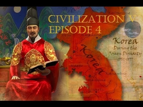 Civilization V - Sejong the Great Playthrough - #4 The Itza Shall Come