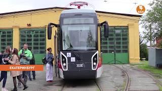 Обзор нового трамвая УВЗ