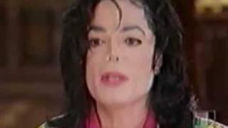 Майкл Джексон беседует с Опрой Уинфри ч.3