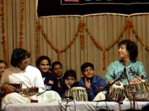 Srinivas + Zakir Hussain