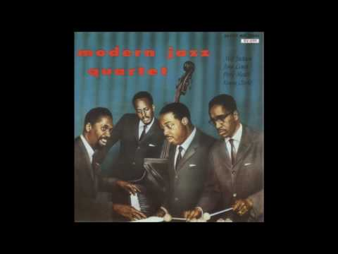 The Modern Jazz Quartet ‎– Modern Jazz Quartet (1956) (Full Album)