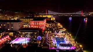 Magical Winter City of Istanbul's Bosphorus | Four Seasons Hotel Istanbul at the Bosphorus