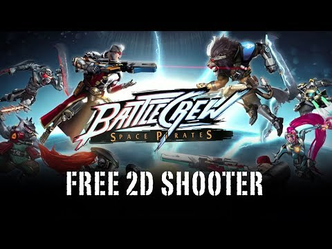 Battlecrew  Space Pirates F2P shooter