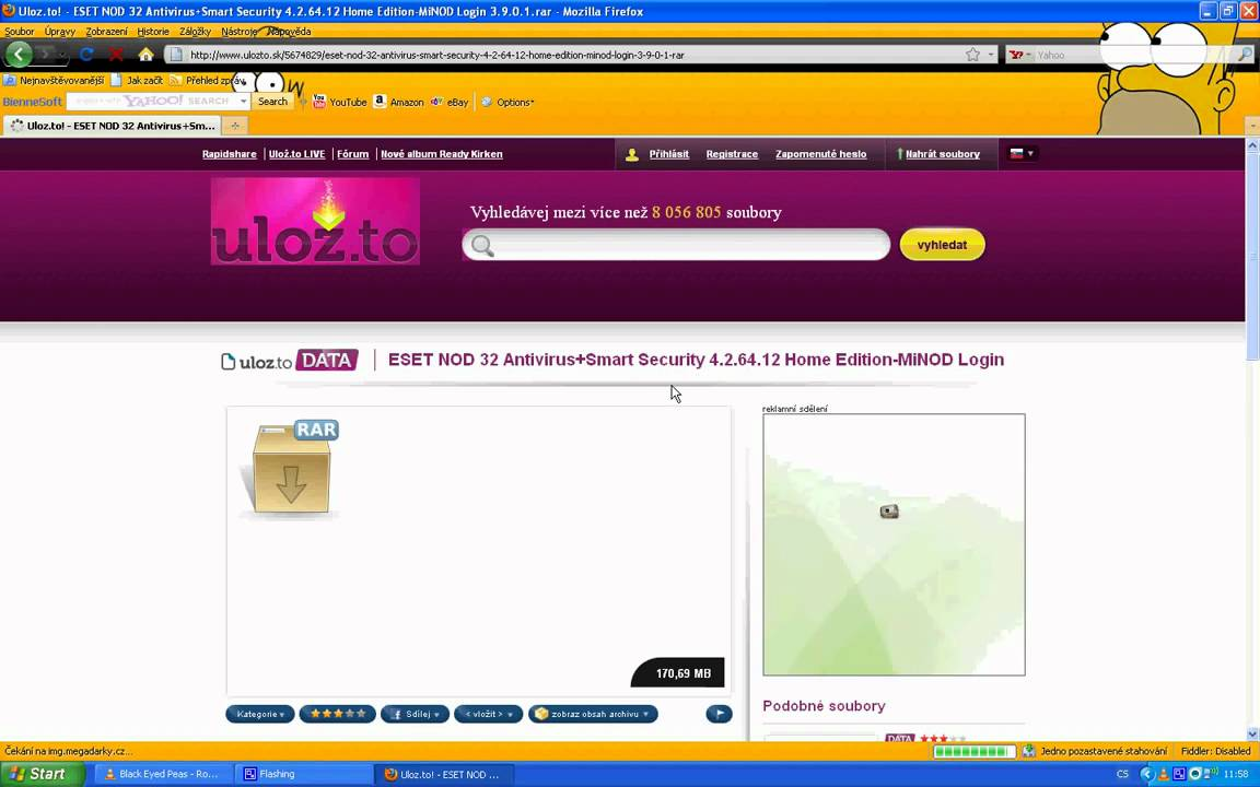 Ako zohnat ESET Smart Security 4 +Minod login/How to get ESET Smart  Security 4 +Minod login *HD*