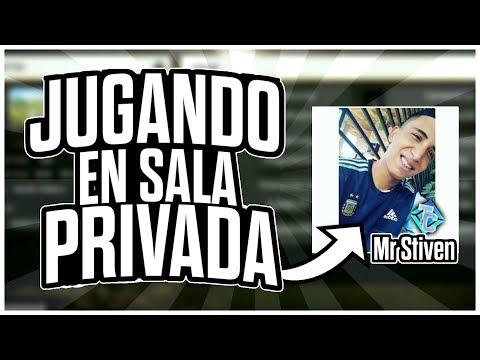 JUGANDO EN SALAS PRIVADAS CON👉👉 Mr Stiven👈👈