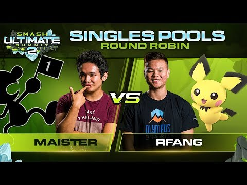 Download Maister vs RFang - Singles Pools: Round Robin - Ultimate Summit 2 | Game & Watch vs Pichu