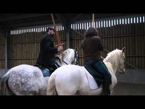 Medieval Mounted Combat with Rebellion's Jason Kingsley | Part 1