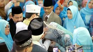 Sholawat Sabyn and wedding bikin baper