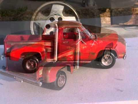 Dodge Truck Model