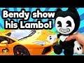 LP Movie: BENDY SHOW HIS LAMBO!💲