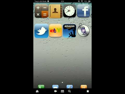 how to turn your android into a iphone!!