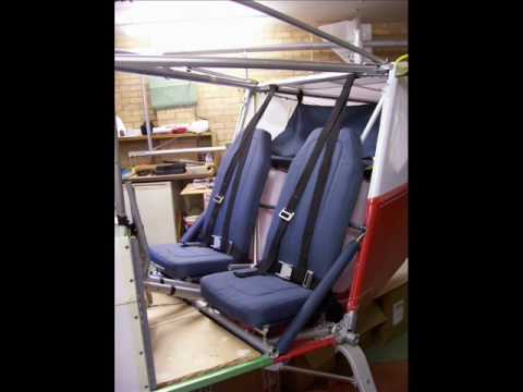 Skyranger microlight kit build