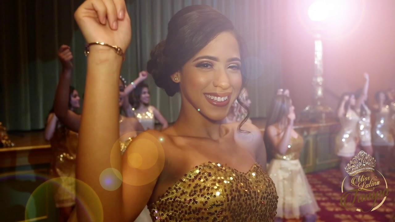 Miss Latina Tampa 2018 - YouTube