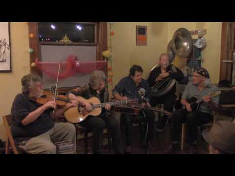 Mary Flower & the BBQ Boys -12 Gates to the City
