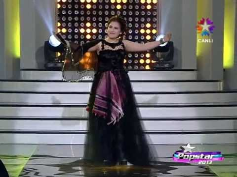 Hilal Sarı - Popstar 2013 Sen Yarim idun