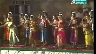 Thanjavur Temple-Hindu Temple Dance-1000 years celebration