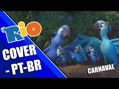 ESPECIAL DE CARNAVAL - Favo de Mel - RIO: 2011 Encerramento - ACAPELLA (BR)