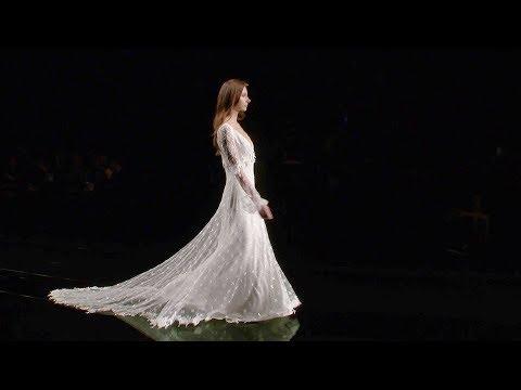 Elisabetta Polignano | Milano Bridal Fashion Week 2018 | Exclusive