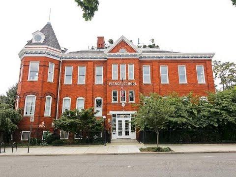 The Historic Pierce School Lofts in Washington, DC