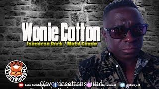 Wonie Cotton - Off The Floor [Audio Visualizer]
