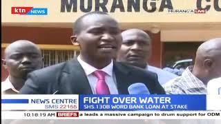 Ndakaini water woes: Nairobi\'s Sonko dares Murang\'a governor
