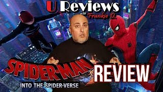 SpiderMan Into the SpiderVerse Review