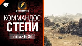 Степи - Коммандос №38 - от Bloowlightning [World of Tanks]