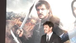 The Great Wall Premiere B-Roll    SocialNews.XYZ