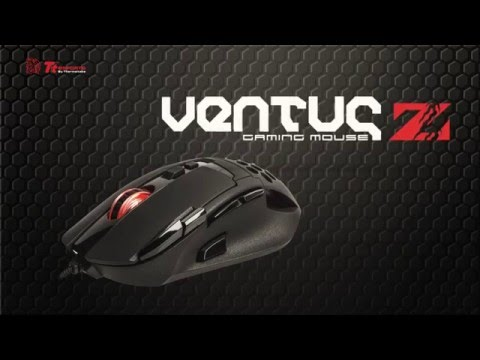 Thermaltake India announces the new Tt eSPORTS VENTUS Z Advanced Gaming Mouse