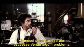 Sherlock Holmes - What's On! / A Game Of Shadows - O Jogo de Sombras