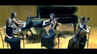 F. Mendelssohn - Piano Quartet op.3 - Allegro Molto