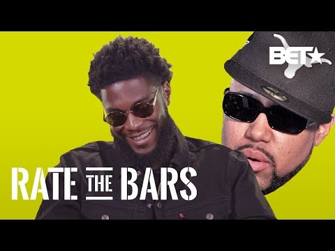 Big K.R.I.T. Questions Pregnant H*es In Pimp C's Bars | Rate The Bars