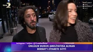 2. Sayfa: Ünlülerden Arda Turan'a eleştiri, Berkay'a destek yağdı!
