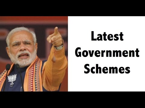 Latest Government Schemes - Full analysis of important major schemes - Part 1 - UPSC/IAS/PCS